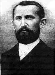 Portrait von Emil Rungwerth