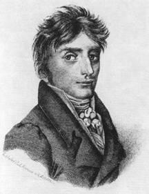 Portrait von Johann Stephan Schütze