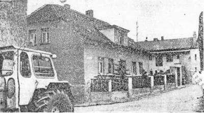 Blick in die Stephan-Schütze-Straße